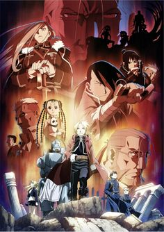 Fullmetal Alchemist: Brotherhood. One of the most well-rounded shows ever. Great story, great characters, funny, sad, you name it, it has it.