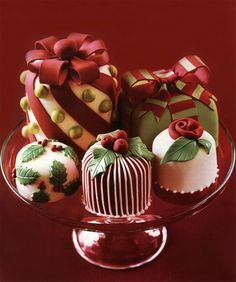 gorgeous christmas cake - Google Search