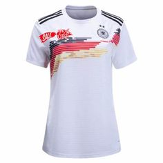 5ca10f188 2019 Cheap Women World Cup Jersey Germany Home Replica Soccer Shirt   DFC419  World Cup