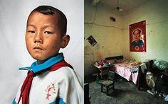 The Sad & Fascinating Reality Of Where Children Sleep