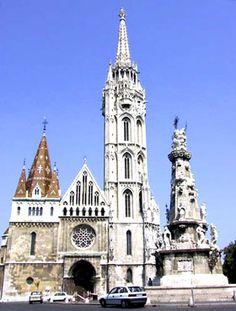 Budapest - Buda + Pest - 5. fotó - Mátyás templom
