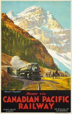 Kanadas Provinzen wurden vom 19. Jahrhundert an vor allem durch die Eisenbahn zusammengehalten. Ein Bildband zeigt die einende Funktion der Canadian Pacific Railway.