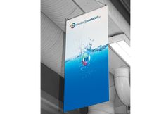 Beach Flags, Wall Banner, Marketing Materials, Norway, Advertising, Graphic Design, Blog, Blogging, Visual Communication