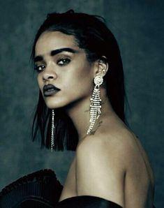 Rihanna's New Eyebrow Raising ANTi Promo