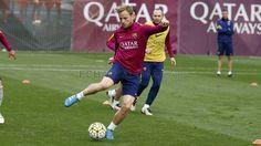 Training session (29/04/16) | FC Barcelona