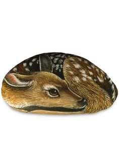 The Art of Painting Animals on Rocks - Cheap Joe's Art Stuff