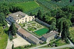 Villa Del Cigliano - Chianti Classico - San Casciano Val Di Pesa