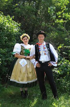Folklor Brněnska - Fotoalbum - kroj ze Silůvek - kroj ze Silůvek - současné foto Czech Republic, Prepping, Style, Fashion, Photograph Album, Swag, Moda, Stylus, La Mode