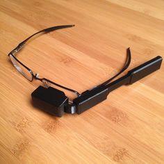 DIY Raspberry Pi AR Glasses
