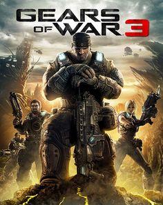 Gears of War 3!!!!!!!!!!!!!