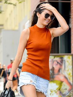 Star Tracks: Tuesday, September 1, 2015 | MODEL MANAGEMENT | Does Kendall Jenner ever not look like a top model? The star keeps it picture perfect during an N.Y.C. outing on Monday.
