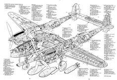 P-38 Lightning | http://www.flightglobal.com/airspace/media/militaryaviation1946 ...