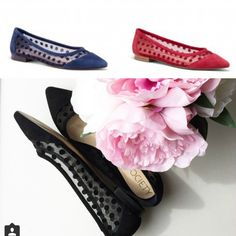On sale for HALF OFF!! #flats #solesociety #polkadots #sale