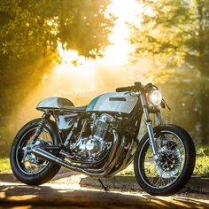 On BikeBound.com: '78 CB750K by @j.websterdesigns. #hondacb #cb750 #caferacer