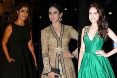Filmfare Awards South 2016: Nayanthara Rakul Preet Singh and Pragya Jaiswal won our hearts with their impeccable style  view HQ Images!