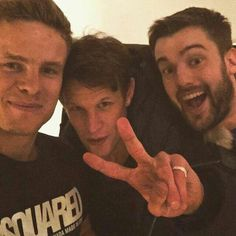 Matt Smith, Matt Smith & Jack Whitehall
