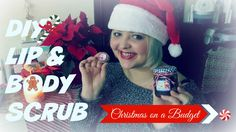 ☆ DIY Lip & Body Scrubs | Perfect Christmas presents ☆