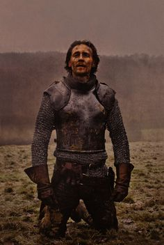 Tom Hiddleston as Prince Hal.  The Hollow Crown series