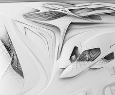 Spa(Shell)ism - Studio Hadid Vienna