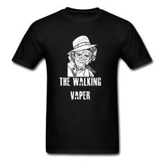 $15.49 T-shirts for vapers and ex-smokers.T-shirts for vapers make fantastic gifts for Christmas or any occasion. Show off your sense of humor and let people know you're an advocate for vaping and for better lung health by quitting smoking.