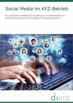 """Unser Leitfaden """"Social Media im Kfz-Betrieb"""" ist da!"""