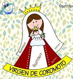 Nuestra Patrona Virgen de Coromoto Venezuela.