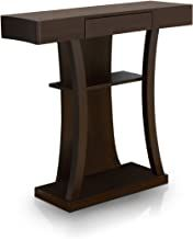 247SHOPATHOME sofa-tables, Cappuccino >>> Be sure to check out this awesome product. (This is an affiliate link) Living Room Chairs, Living Room Furniture, Contemporary Dining Room Sets, Sectional Sofa With Recliner, Home Theater Seating, Upholstered Storage Bench, Entryway Furniture, Sofa Tables, Modern Coffee Tables