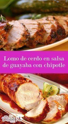cerdo con salsa agridulce | CocinaDelirante
