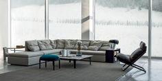 Moderniser son salon : 10 conseils à suivre - Marie Claire Canapé Design, Sofa, Couch, Marie Claire, Guide, Furniture, Home Decor, Parfait, France