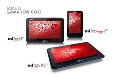 Wolder Tablets · Gama Low Cost
