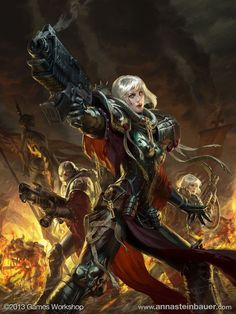 bolter depingo flag flamer grenade imperium meltagun sisters_of_battle