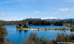 Villa Pehuenia, Neuquén, Patagonia