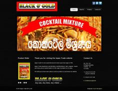 Impex Trade Pvt Ltd created the BLACK & GOLD snack food range in 1990.  Impex Trade manufacture and distribute Cocktail Mixtures, Nuts, Legumes, Sweets and Crisps and are market leaders for this range of products in Sri Lanka.   We invite you to learn more about us and our products as you browse our website.