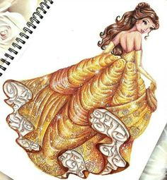 21 Ideas Painting Disney BelleYou can find Princess belle and more on our Ideas Painting Disney Belle Princesses Disney Belle, Disney Princess Drawings, Disney Princess Art, Disney Drawings, Princess Belle, Drawing Disney, Disney Sketch, Disney Artwork, Disney Kunst