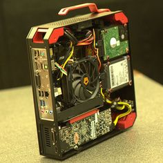 Gaming Pc Build, Computer Build, Computer Setup, Gaming Computer, Pc Cases, Diy Electronics, Electronics Projects, Custom Computer Case, Diy Pc