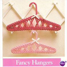 Free Crochet Pattern Coat Hanger Cover : 1000+ images about Hangers to Crochet on Pinterest ...