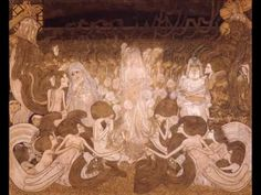 Jan Toorop was a very diverse artist, best known for his works that are in the style of Art Nouveau. Art And Illustration, Art Nouveau, Henri Matisse, Museum, Ouvrages D'art, Dutch Painters, Art Database, Dutch Artists, Gustav Klimt