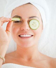 Revealing 13 Best-kept Beauty Secrets - Cucumber as a stress buster