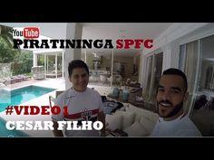 Cesar Filho por Luiz Piratininga (Assine o canal dele no You Tube)