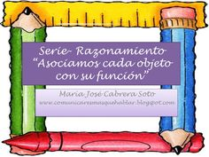 Serie  razonamiento by Maria Jose Cabrera Soto via slideshare