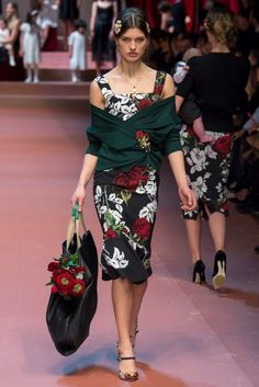 Dolce & Gabbana Herfst/Winter 2015-16 (75)  - Shows - Fashion