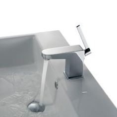 Single-lever Chrome Bathroom