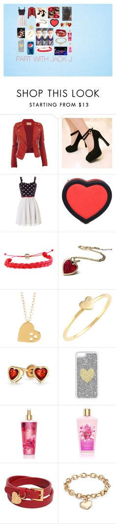 """Party with jack j"" by teen-wolf-lover ❤ liked on Polyvore featuring Boliboots, 3AM Imports, Domo Beads, Gorjana, Sydney Evan, Bling Jewelry, CellPowerCases, Valentino and Blue Nile"