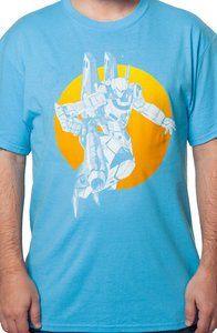 Sunset Wars Robotech T-Shirt