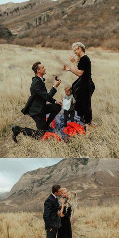 Romantic Proposal, Proposal Photos, Perfect Proposal, Romantic Weddings, Proposal Ideas, Surprise Proposal, Engagement Photo Poses, Engagement Photo Inspiration, Engagement Couple