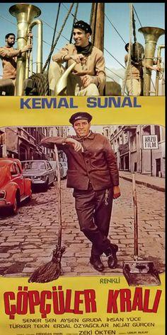"""Can Bonomo (""""Love Me Back"""") - Kemal Sunal (""""Çöpçüler Kralı"""")"""