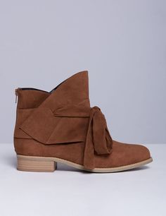 Lane Bryant Ankle Boot With Bow