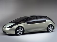Mitsubishi Space Liner Concept (2001)