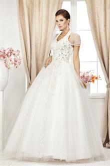 Suknie ślubne -NADINE - Relevance Bridal