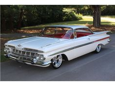 1959 Impala Maintenance of old vehicles: the material for new cogs/casters/gears could be cast polyamide which I (Cast polyamide) can produce #chevroletimpala1959
